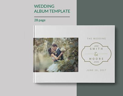 "Check out new work on my @Behance portfolio: ""Wedding Album Template"" http://be.net/gallery/47942353/Wedding-Album-Template"