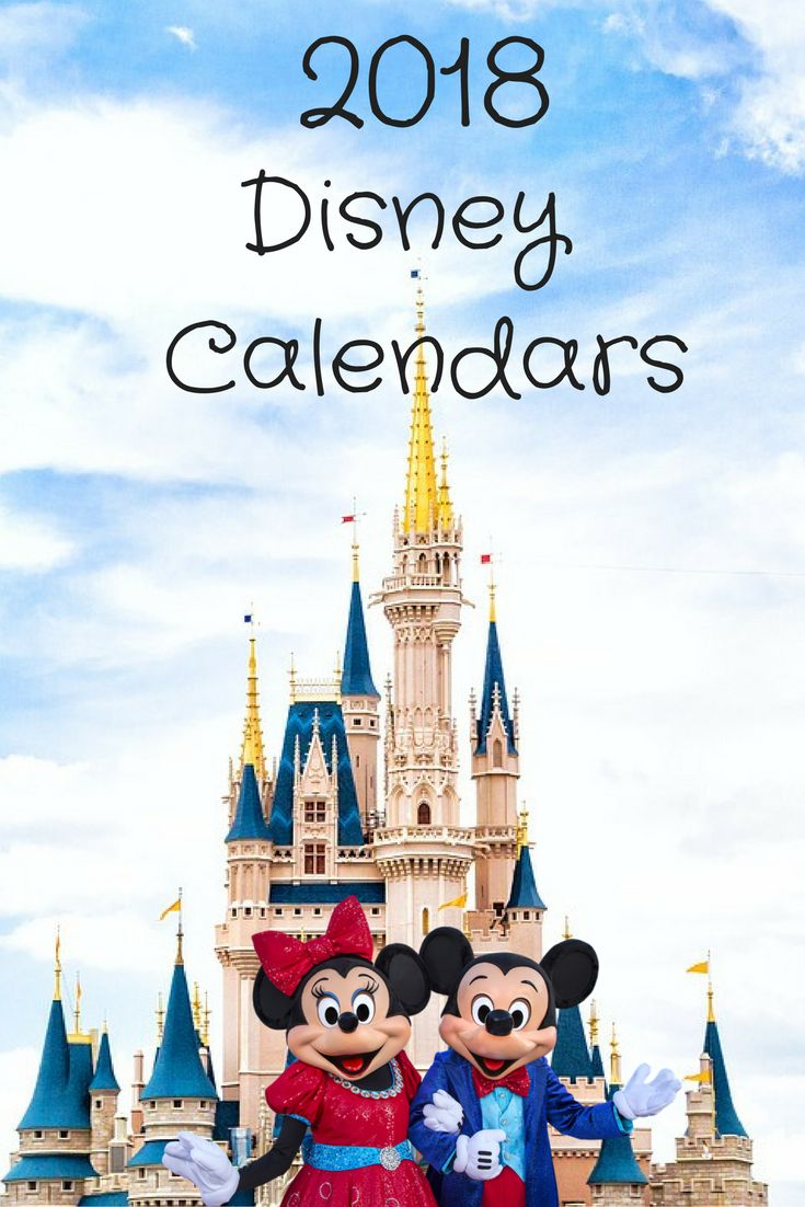 Disney calendar kids would definitely want to start their 2018 with! Amazing calendars for kids of all ages