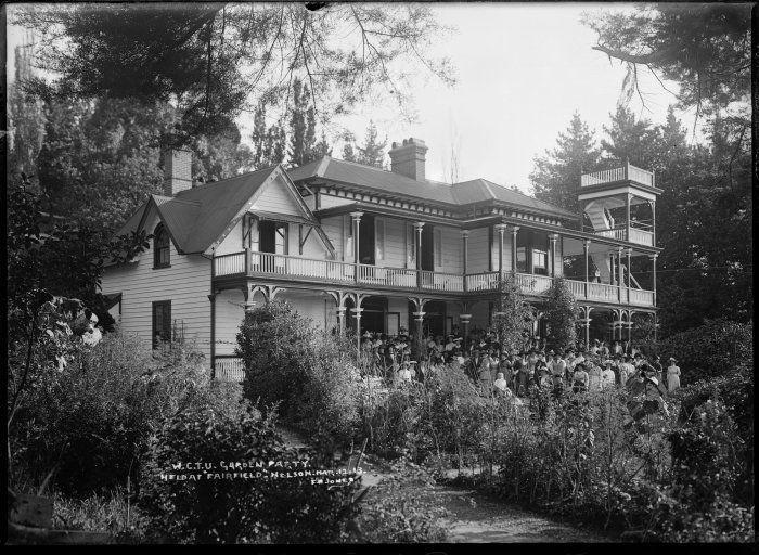 Fairfield House, Nelson
