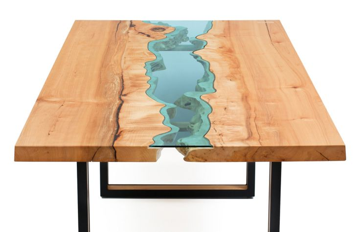 Core77 / Another Table Design Inspired by Natural Bodies of Water