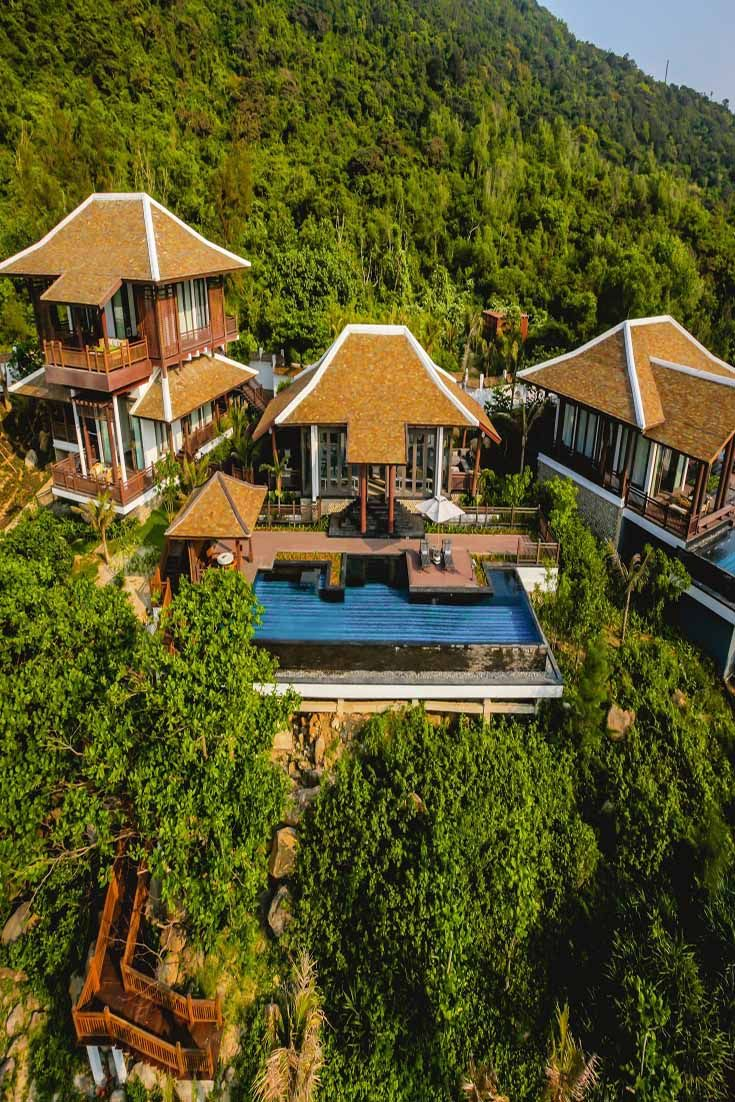 A resort that exudes luxury