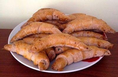 Paleo mini kifli (paleo sörkifli recept) ~ Éhezésmentes Karcsúság Szafival