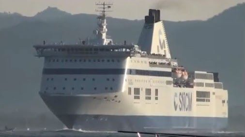 A ferry was evacuated at the port of Joliette in Marseille, France, on Sunday after an alleged bomb scare. 77 passengers and crew were evacuated from the ferry Jean Nicoli after hearing what sounded like an explosion onboard. http://maritime-executive.com/article/french-ferry-evacuated-after-bomb-scare