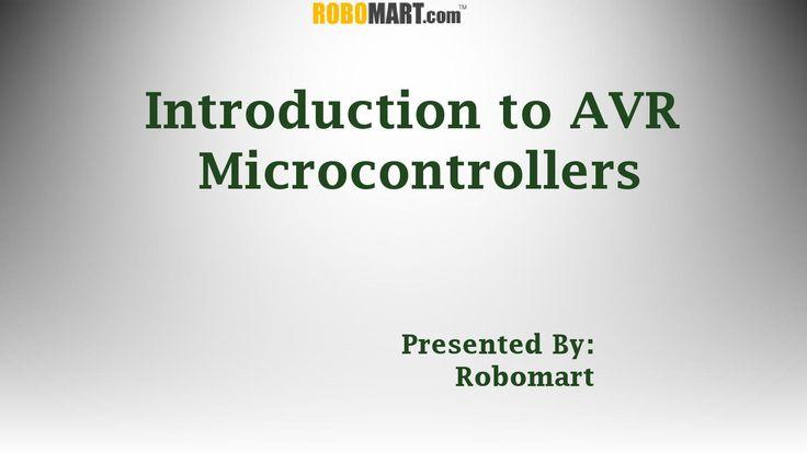 Avr Microcontroller Board