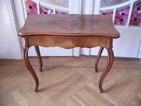 Antiker Spieltisch - Konsoltisch Louis Philippe um 1860 Mahagoni Berlin - Charlottenburg Vorschau
