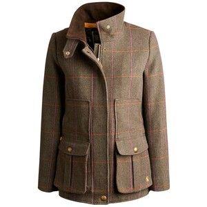 Joules Field Coat, Hardytweed