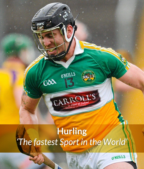 Hurling - The Fastest Game in the World - GAA, the pride & the passion