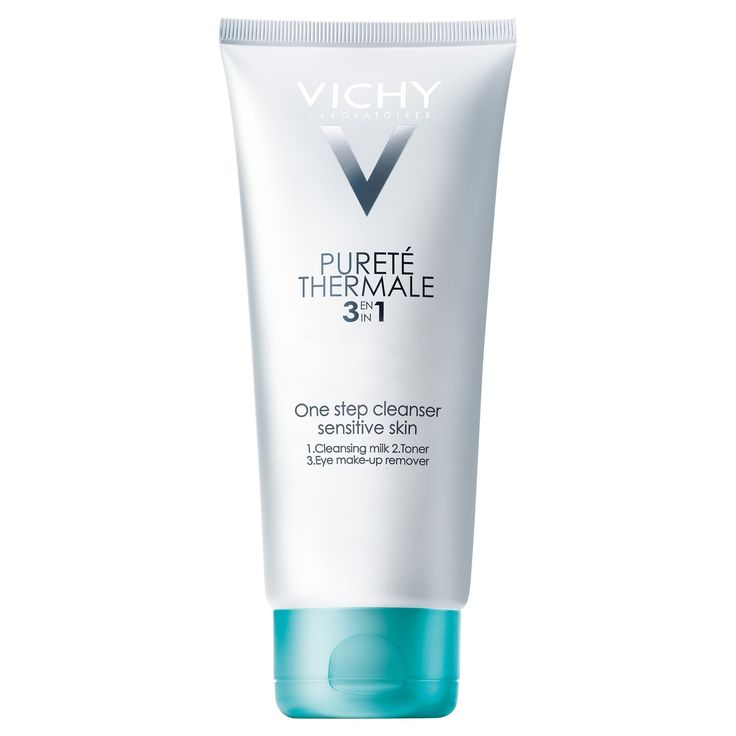 Breakthrough Technology:<br>Enriched with  Captelae™, a shea butter extract, this formula dissolves impurities and detoxifies skin from pollutants. Contains Vichy Thermal Spa Water shown to soothe and fortify skin. Paraben-free.<br><br>Details:<br> A purifying milk, toner and eye make-up remover combined in one convenient, lightweight formula.<br><br>Ultra-quick and practical cleanser for even the most sensitive skin. Perfectly cleanses and removes...