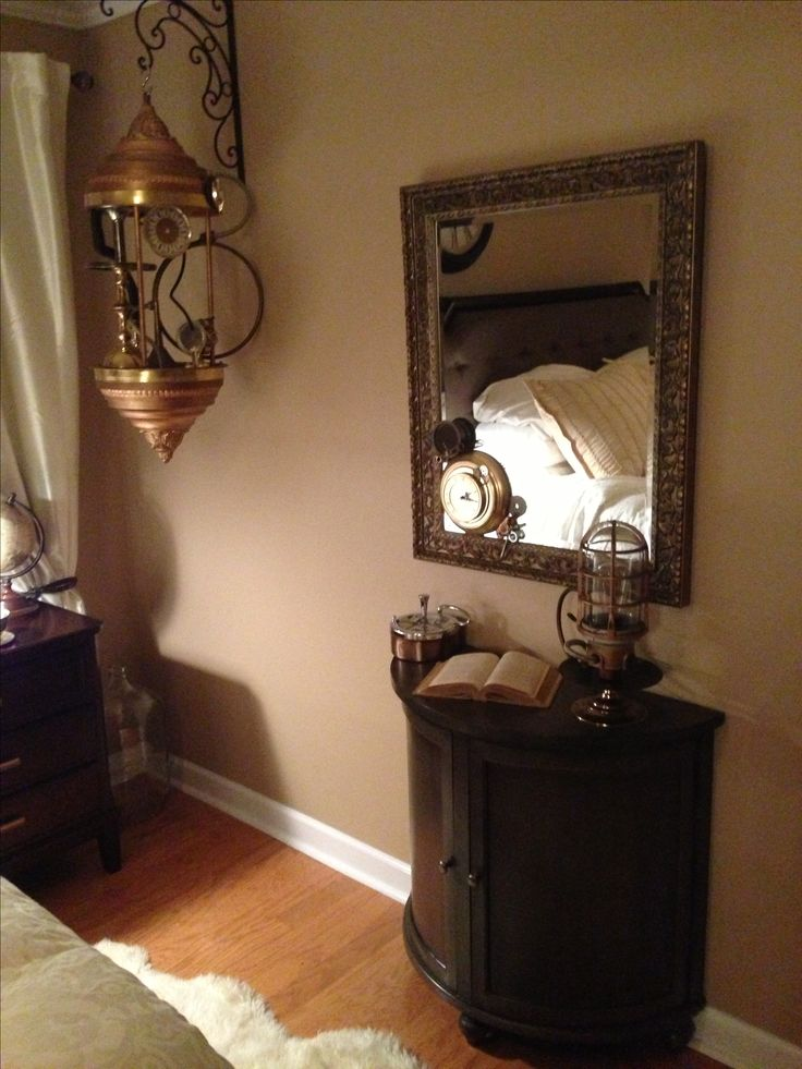 17 Best images about SteamPunk Bedroom on Pinterest ...