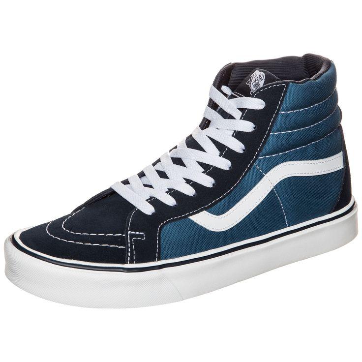 Lässige Sneaker von Vans @ABOUT YOU http://dein.aboutyou.de/p/vans/vans-sk8-hi-lite-sneaker-herren-2221984