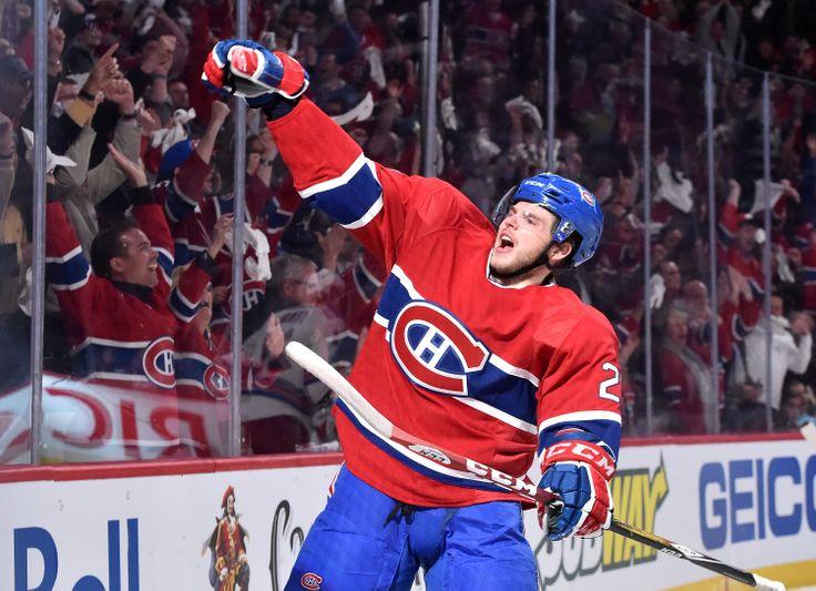 Alex Galchenyuk, Canadiens Montreal