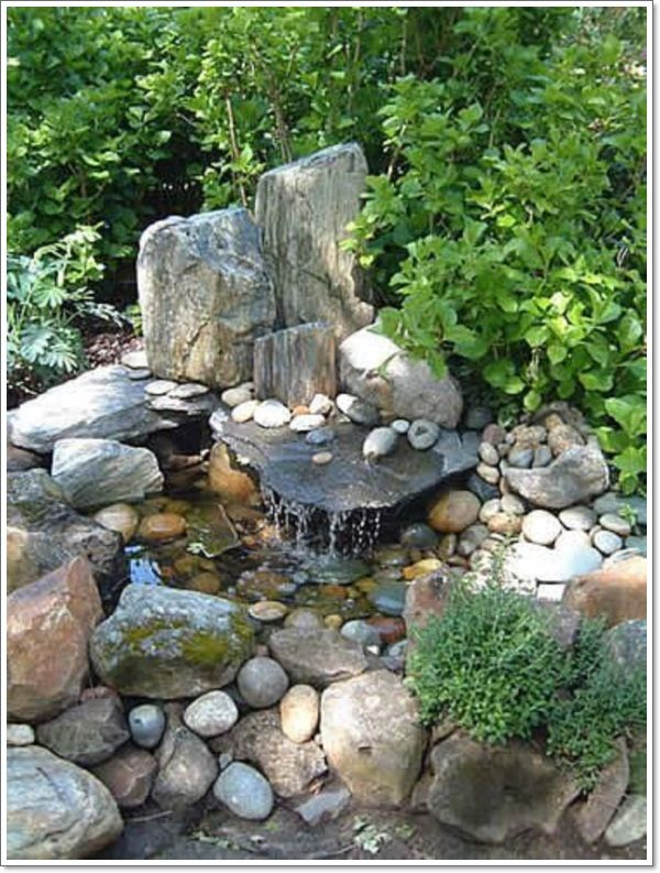 Easy to maintain yet as beautiful as any garden! Plan your rock garden by getting ideas from this blog which includes 30 different options on how to get the best out of your rock garden! Get connected with nature.