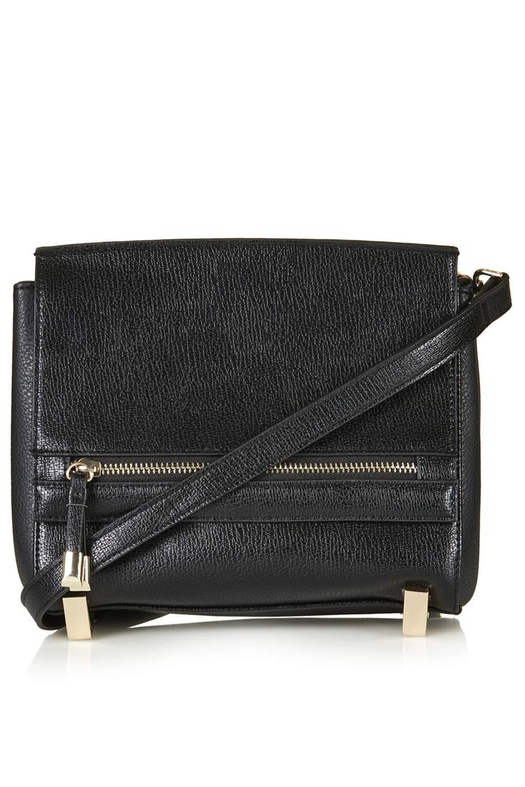 Smart Boxy Crossbody Bag