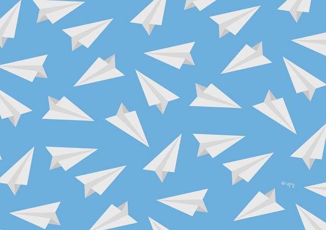 #45 Paper Planes