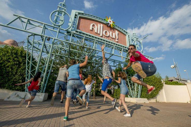 Ατελείωτη διασκέδαση στο Allou! Fun Park