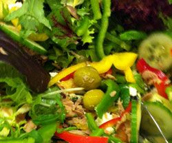 Nicoise salat opskrift