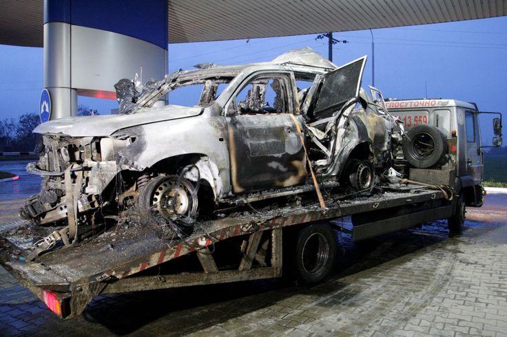 #world #news  Russia uses OSCE car blast for propaganda purposes,…  #FreeKarpiuk #FreeUkraine @POTUS @realDonaldTrump @thebloggerspost