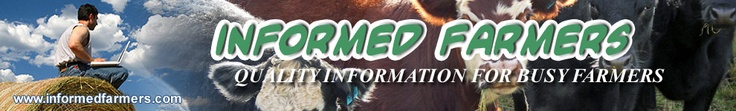 Welcome to the Informed Farmer « Informed Farmers