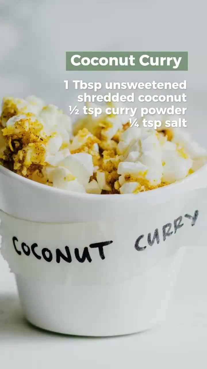 Easy homemade popcorn seasoning video recipe