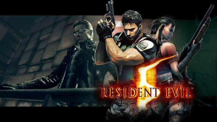 Intro de resident Evil 5