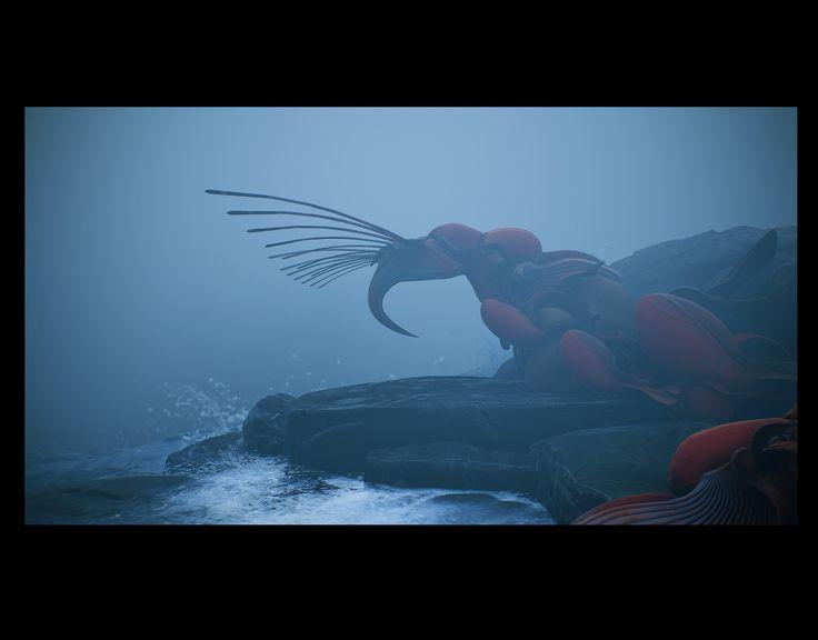 ArtStation - Strange Worlds 04, Tyler Smith