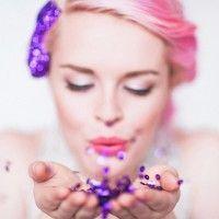 Inspirasi Confetti untuk Gaya Rambut Pengantin