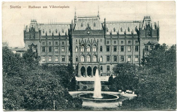 Stettin Rathaus
