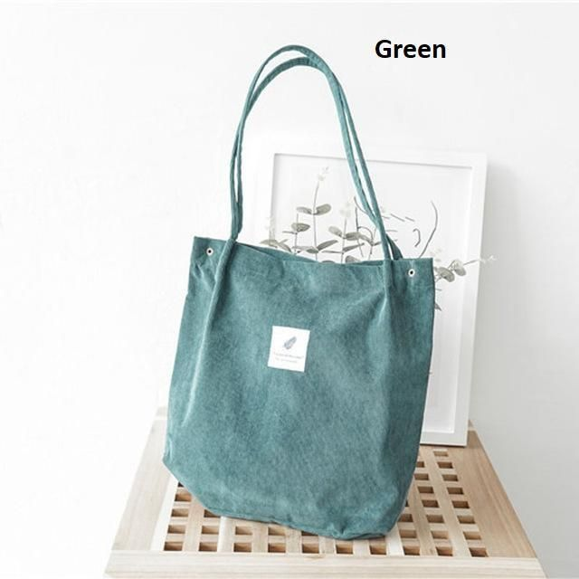 044e5f1a8a Cord Tote Bag in 2019 | Totes and Bags! | Bags, Casual bags, Canvas ...