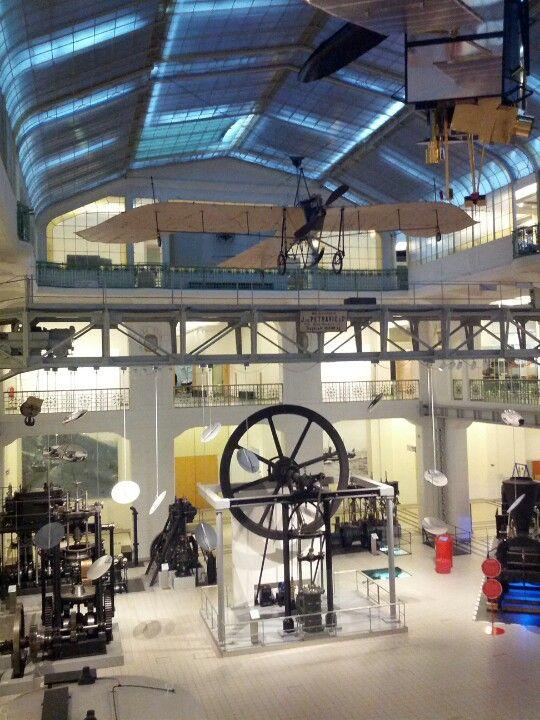 Technisches Museum Wien much more interesting than it sounds :D