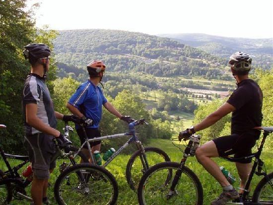 Ellicottville, NY: Hiking and Biking