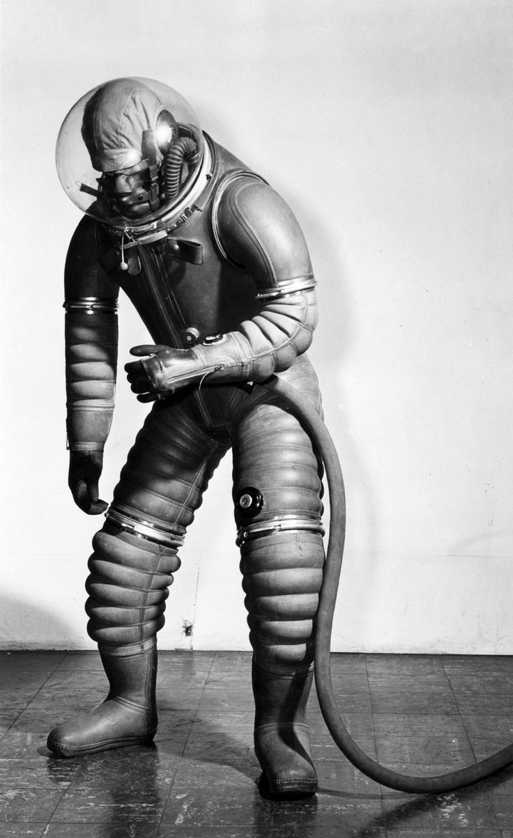 50s space suits - photo #39