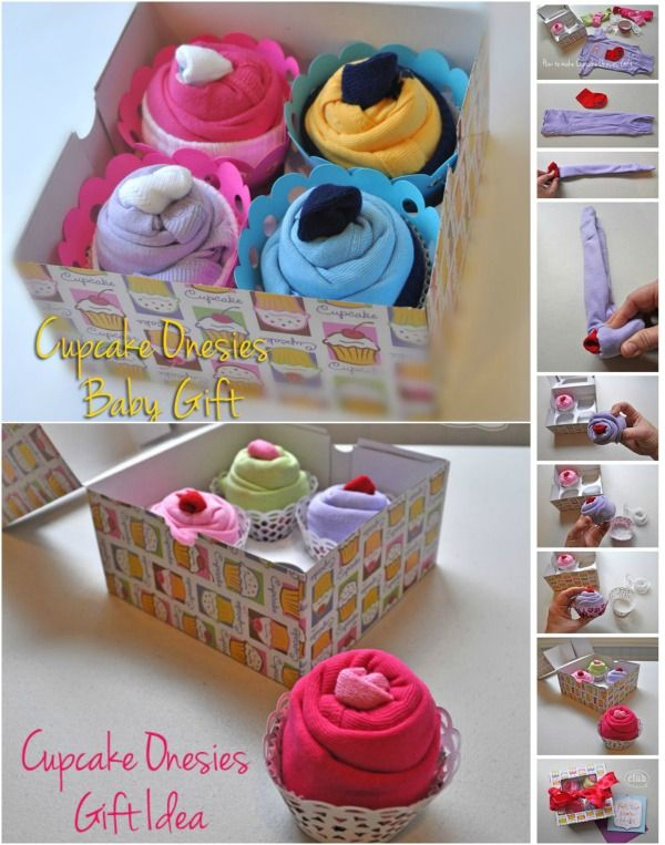 best  baby clothes cupcakes ideas on   onesie, Baby shower invitation