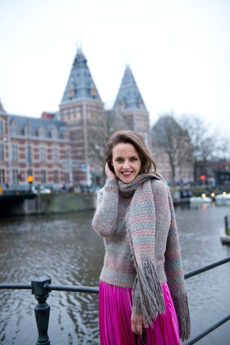 Dutch Fashion blogger in winter outfit! http://bit.ly/2iYRROO <3
