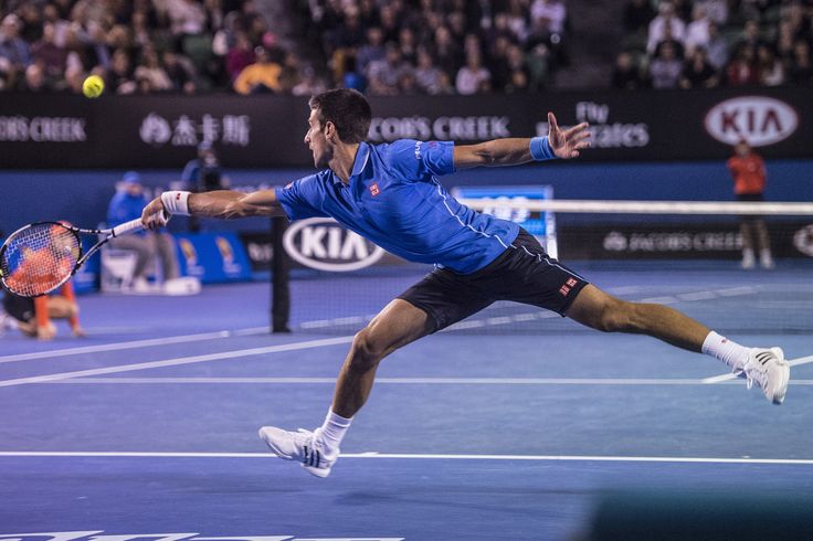 Australian Open 2015 by the numbers