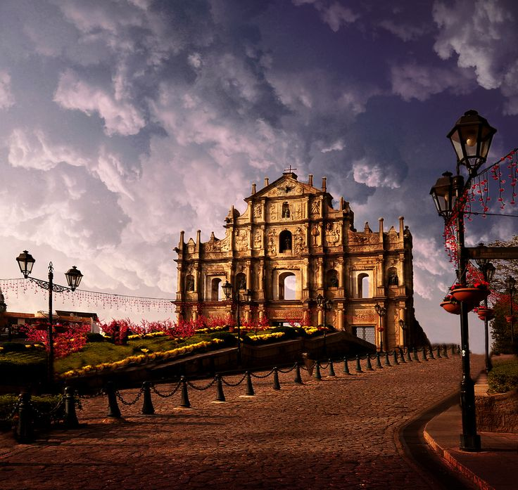 Best Macau Images On Pinterest Macau Travel And Cities - Where is macau in the world