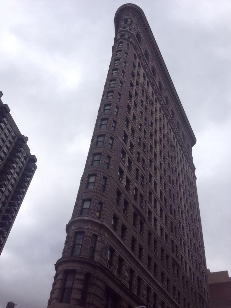 Flat Iron Building , New York