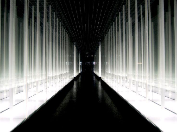 Infinity Bamboo Forest by Tomohiro Katsuki