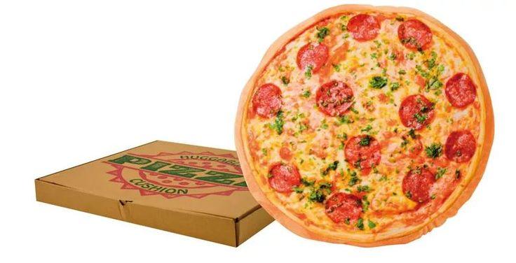 Pizza Kissen