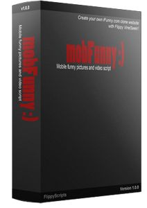 Flippy mobFunny – Clone Script of iFunny, 9GAG, Damn Lol