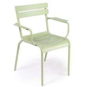 Luxembourg met leuning - Fermob Luxembourg stoelen - Extra Vert Tuinontwerpen   Tuinwinkel Fermob, Tolix, Eternit.
