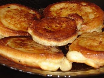 Tiganites - Greek pancakes | Authentic Greek Recipes.