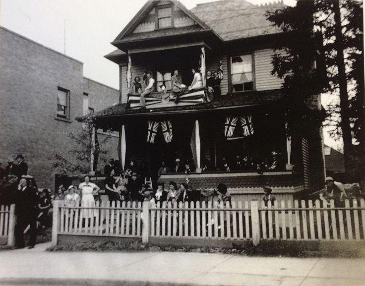 Take a tour through the history of this hoppy home.