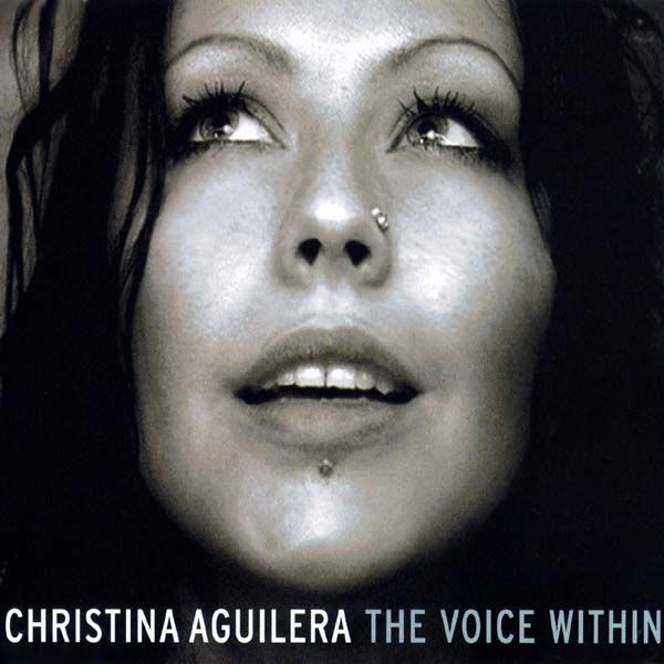 Christina Aguilera - 15th single - The Voice Within