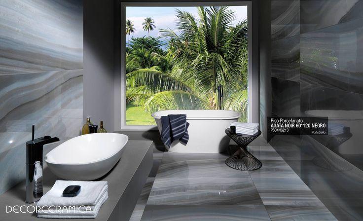 Conoce un piso inspirado en la belleza natural, que solo #Decorceramica trae para ti. http://bit.ly/1JWoZba