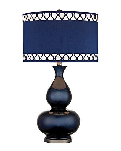 Rue La La — 28in Heathfield Table Lamp