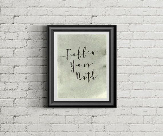 Follow your path  inspirational quots life quotes by cre8corner