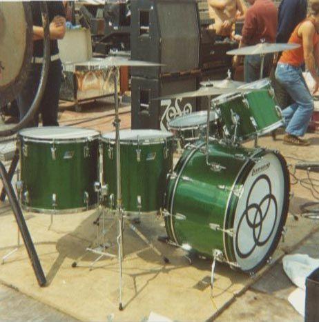 Bonzo's set.