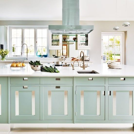 17 best images about painted kitchens on pinterest for Kitchen ideas uk 2014