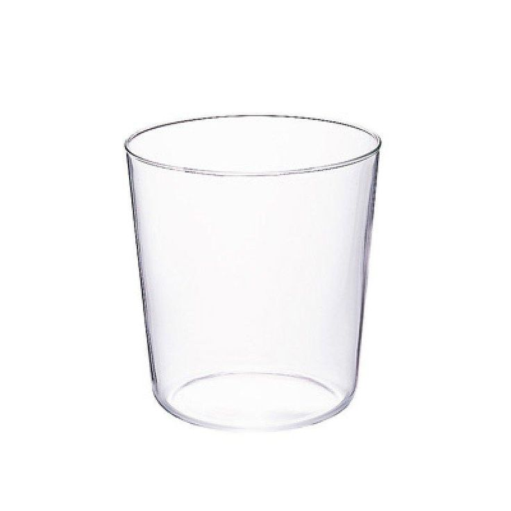 Hario has been manufacturing hand-crafted glassware since1921 and their reputation for quality is second to none, this Rock glass isno exception.   Made of the highest quality, heat-resistant borosilicateglass, a thin wall and light weight makes the design simple, yet elegant. Therock glass is extremely durable and can be used for enjoying any kind of beverageholding a generous 300ml.
