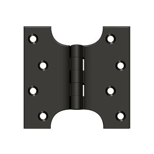 Deltana parliament hinges represent a decorative alternative and com in an array of fine finishes that maintain the quality.
